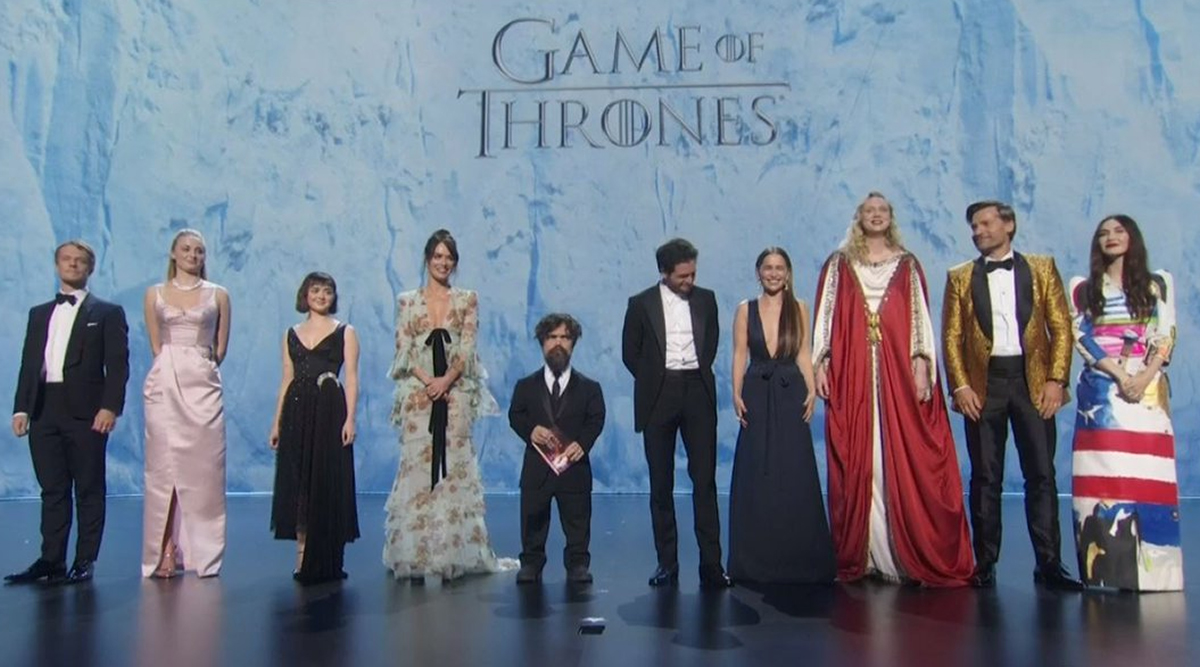 Emmys 2019: Fans Get Emotional as Game Of Thrones Cast Shares Stage For One Last Time! (Read Tweets)