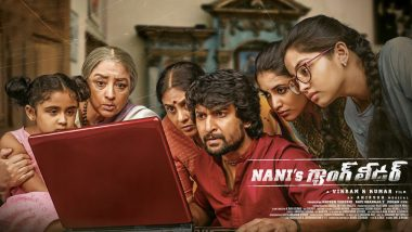 Gang Leader Movie Review: Nani's Performance as Pencil Parthasarthi in Vikram Kumar Directorial Leave Twitterati Impressed