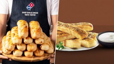 Love Garlic Bread? Domino's is Hiring a Garlic Bread Taste-Tester  in Australia, Here's How You Can Apply