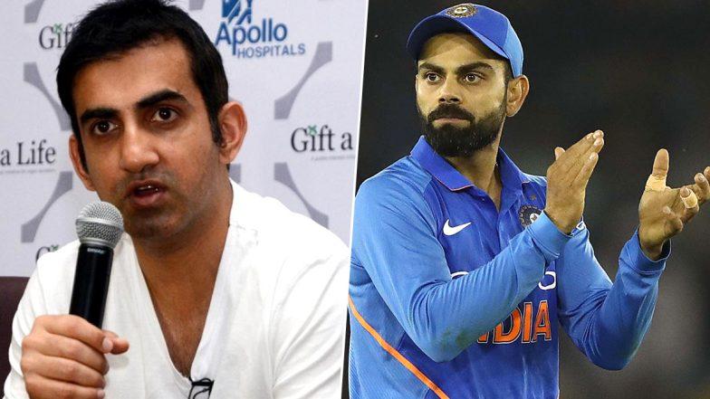 MS Dhoni and Rohit Sharma Make Virat Kohli Look Good As Captain, Says Gautam Gambhir