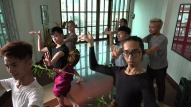 Cambodia's First Gay Dance Troupe Upends Centuries of Tradition