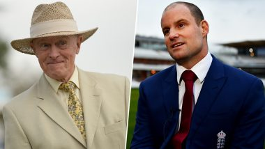 Geoffrey Boycott and Andrew Strauss Conferred With Knighthoods by Former England Prime Minister Theresa May