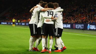 Northern Ireland vs Germany, Euro 2020 Qualifiers Live Streaming & Match Time in IST: How to Get Live Telecast of NIR vs GER on TV & Football Score Updates in India
