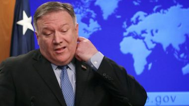US No Longer Thinks Israel's West Bank Settlements Against International Law, Says Secretary of State Mike Pompeo