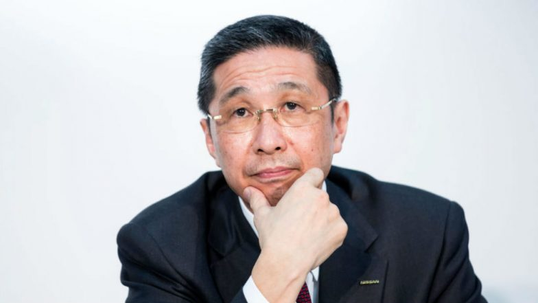 Nissan CEO Hiroto Saikawa Admits Receiving Excess Pay, Denies Wrongdoing