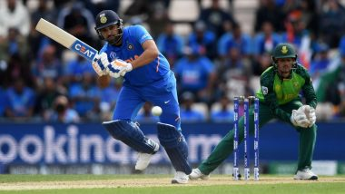 India vs South Africa Live Cricket Score of 1st T20I, 2019 Match: Get Live Updates and Ball-by-Ball Commentary of IND vs SA From Dharamsala