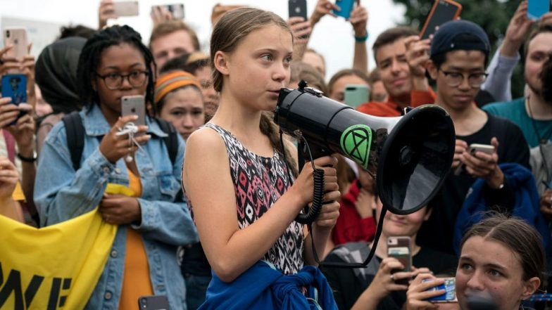'You Have Stolen My Dreams and Childhood,' Swedish Climate Change Activist Greta Thunberg Tells UN