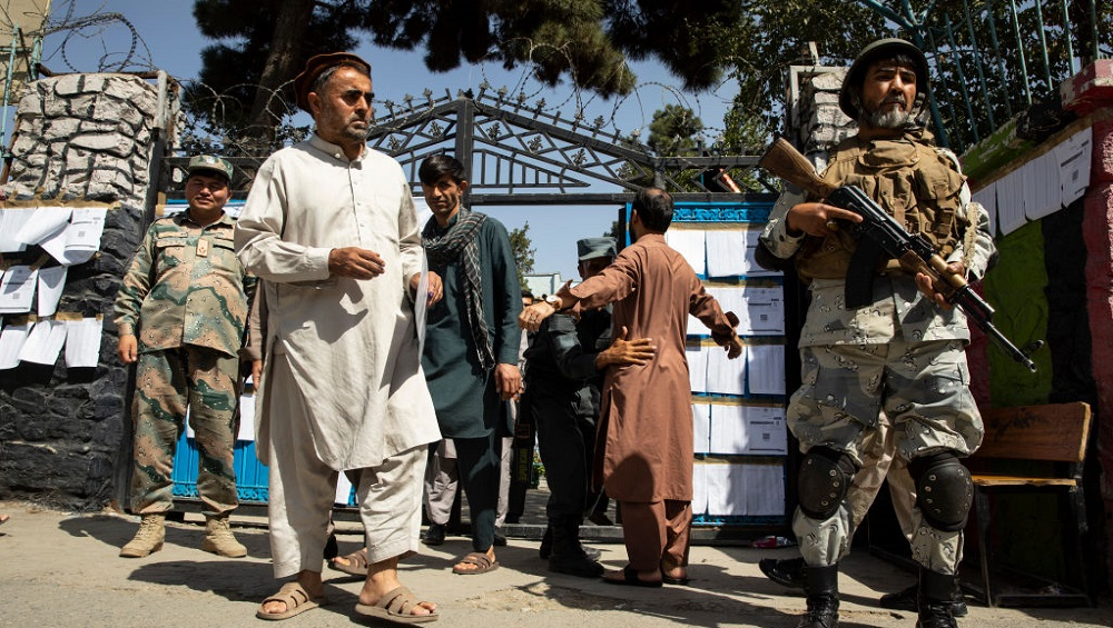 Afghanistan Presidential Elections 2019: Afghans Vote Amid Deadly Violence; Close Race Between President Ashraf Ghani and Abdullah Abdullah