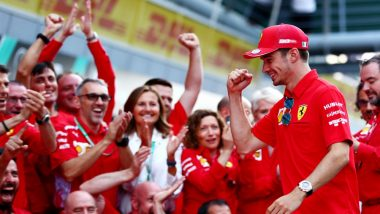 Charles Leclerc Wins Italian Grand Prix 2019; Ferrari Bags First Title At Home Since 2010