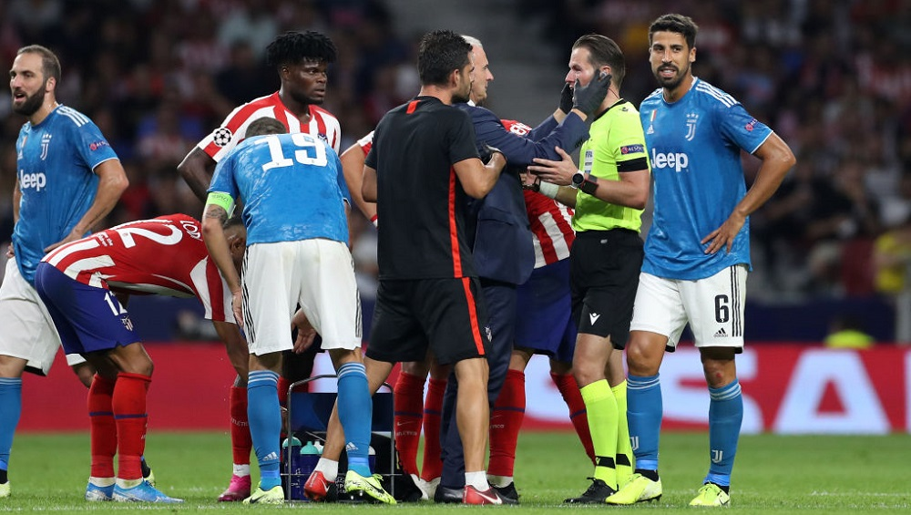 UEFA Champions League 2019–20: Hector Herrera Snatches Late Point for Atletico Madrid With Debut Juventus Strike