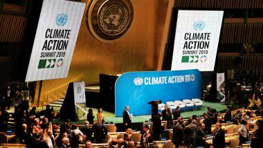 'Moment of Truth' at Key UN Climate Summit in New York