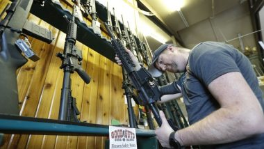 Gun Sales in US Breaks 20-Year Record After Declared as Essential Commodity Amid COVID-19 Lockdown, Over 3.7 Million Guns Sold in March 2020