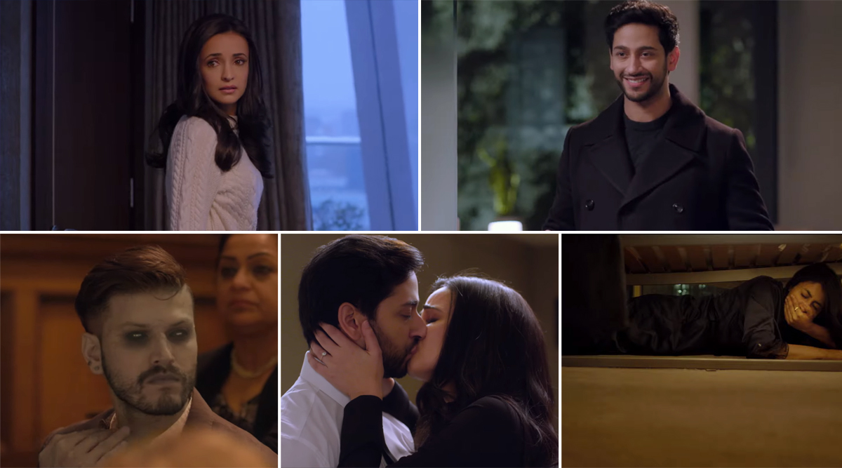 Ghost Trailer Video: Vikram Bhatt-Sanaya Irani's Horror Movie Is Filled With Spooky and Bold Scenes