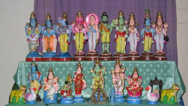 Navratri Bommai Golu 2019: Everything You Need to Know About the South Indian Celebrations During Navratri