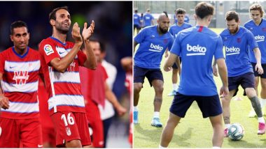 Granada vs Barcelona La Liga 2019 Free Live Streaming Online & Match Time in IST: How to Get Live Telecast on TV & Football Score Updates in India?