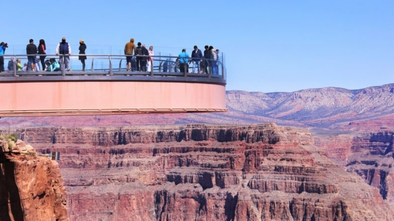 Man Falls to Death From Grand Canyon Skywalk in Arizona, Authorities Say He Climbed Over Safety Barrier