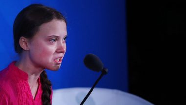 Greta Thunberg Moves World Leaders at UN Climate Change Summit With 'How Dare You!' Lament: Read Full Text of Her Speech