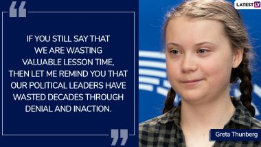 Greta Thunberg Quotes That Will Make You Take a Hard Look At Climate Change and The State of Planet Earth!