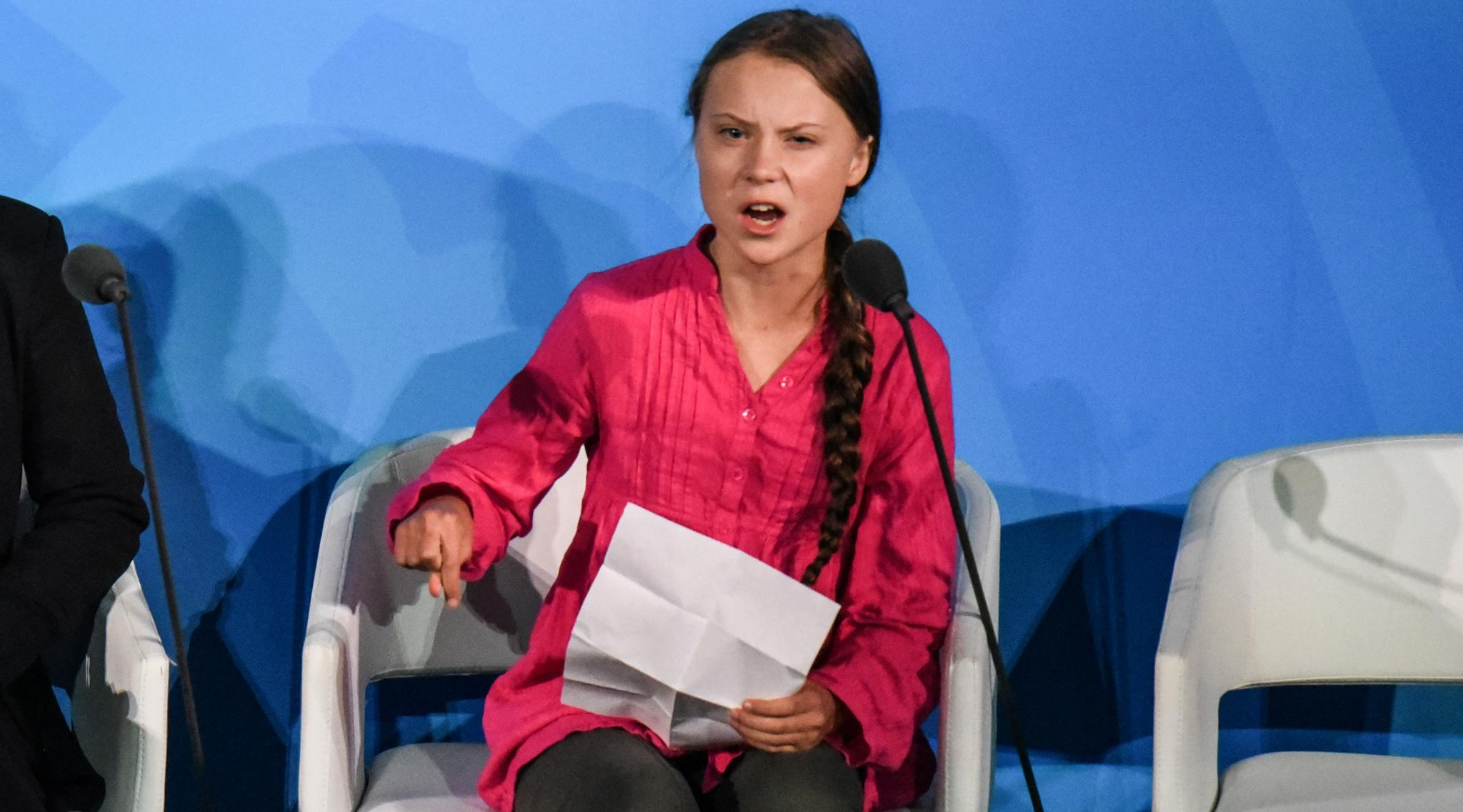 UN Climate Change Summit 2019: 'How Dare You?' Greta Thunberg Asks World Leaders in New York