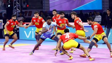 PKL 2019 Dream11 Prediction for Haryana Steelers vs Gujarat Fortunegiants: Tips on Best Picks for Raiders, Defenders and All-Rounders for HAR vs GUJ Clash