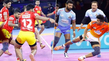 Gujarat Fortunegiants vs Tamil Thalaivas PKL 2019 Match Free Live Streaming and Telecast Details: Watch GUJ vs TAM, VIVO Pro Kabaddi League Season 7 Clash Online on Hotstar and Star Sports