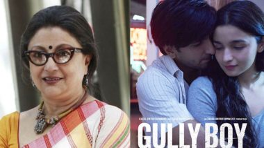 Gully Boy Is India's Official Entry To Oscars 2020 and Aparna Sen Explains Why