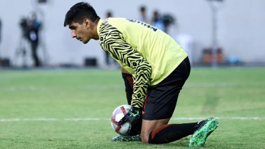 Gurpreet Singh Sandhu Praises Indian Football Team After Tie Encounter in FIFA World Cup 2022 Qualifiers, Says 'Everyone Played Their Hearts Out Against Qatar'