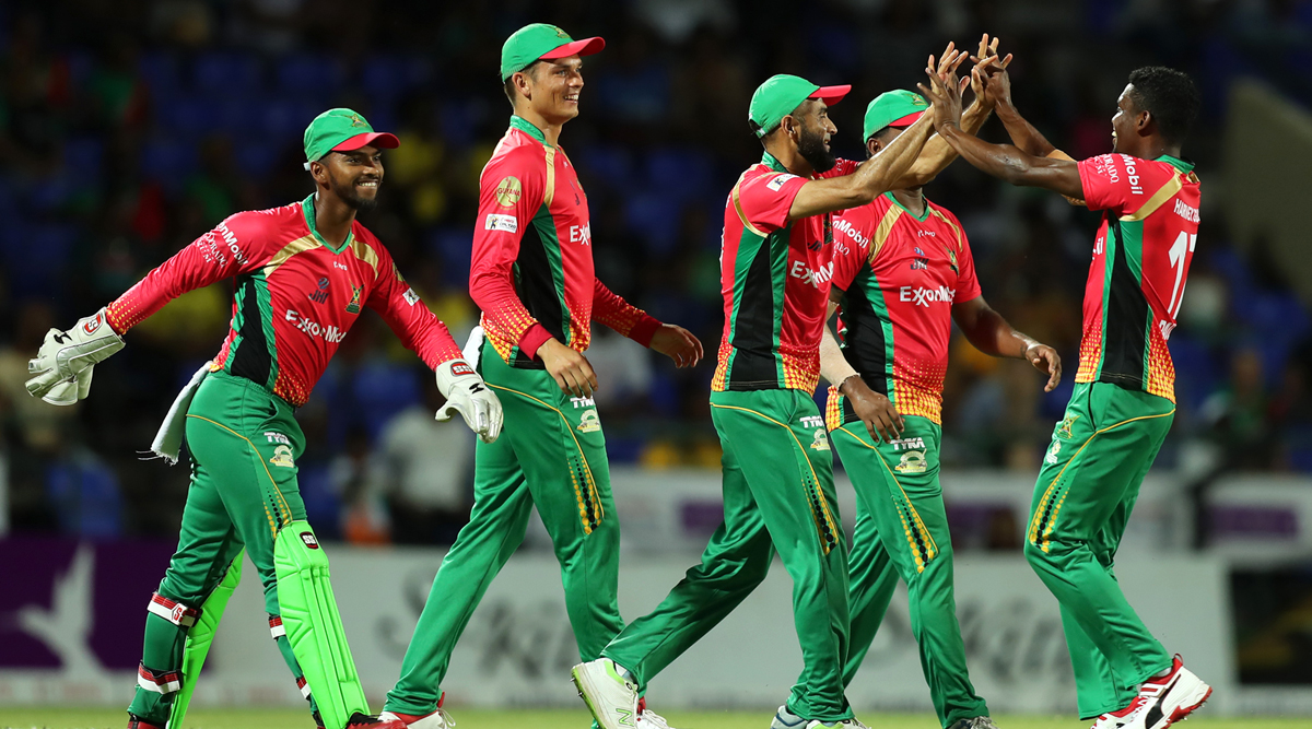 Guyana Amazon Warriors vs Barbados Tridents, CPL 2019 Final Match LIVE Cricket Streaming on Star Sports and Hotstar: Live Score, Watch Free Telecast on TV & Online