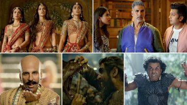 Housefull 4 Trailer: Akshay Kumar, Riteish Deshmukh, Kriti Sanon's Film Is Another Rebirth of the Franchise's Same Brand of Humour (Watch Video)