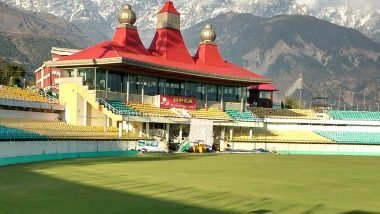 India vs South Africa 1st T20I, 2019 Match Weather Report: Check Out the Rain Forecast and Pitch Report of HPCA Stadium in Dharamsala