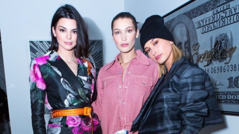 Hailey Baldwin Bieber Talks About Feeling Insecure Around Model Friends Kendall Jenner, Gigi And Bella Hadid