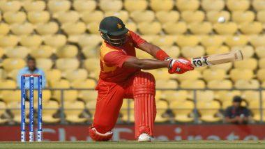 Hamilton Masakadza, Zimbabwe Captain, Breaks T20I Record in His Final International Game