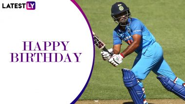 Happy Birthday Ambati Rayudu: Five Remarkable Innings by the Hyderabad Batsman
