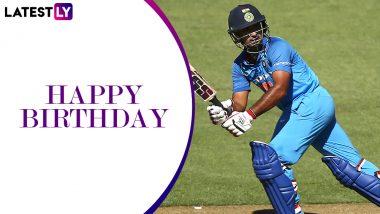 Happy Birthday Ambati Rayudu: Five Remarkable Innings by the Hyderabad Batsman