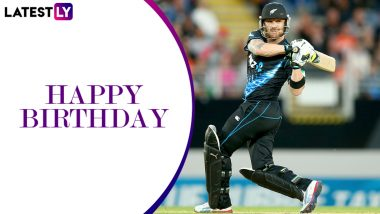 Happy Birthday Brendon McCullum: 5 Dazzling Innings by The New Zealand Great That Left the Opposition Awestruck