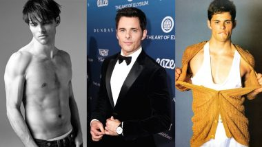 Happy Birthday James Marsden! 7 Pictures That Prove The X-Men Actor Has Aged Handsomely
