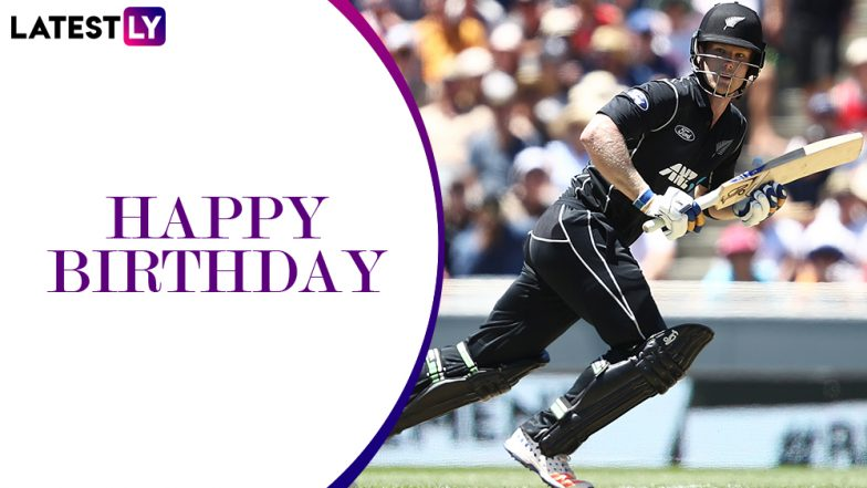 Happy Birthday James Neesham: A Look at 5 Splendid Knocks by the Kiwi Southpaw