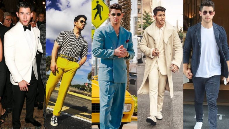 Happy Birthday Nick Jonas! 15 Times The Pop Sensation Pulled Off Eccentric And Kitschy Styles With Utmost Ease - View Pics