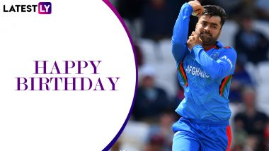 Happy Birthday Rashid Khan: A Look at Five Spectacular Bowling Spells by the Afghanistan Captain