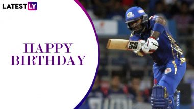 Happy Birthday Suryakumar Yadav: A Look at Five Blistering IPL Knocks Played by the Mumbai Batsman