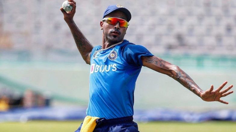 Hardik Pandya Posts Workout Video on Social Media, Speculates Return to International Cricket (Watch Video)