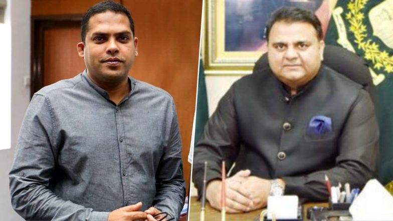 'India Not Behind Sri Lanka Players' Boycott of Pakistan Tour'! SL Sports Minister Harin Fernando Rubbishes Pak Leader Fawad Hussain Chaudhry's Claims