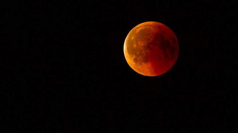 A rare Full Harvest Minimoon happening on Friday the 13th