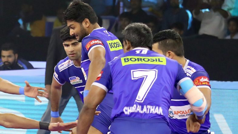 PKL 2019 Today's Kabaddi Matches: September 19 Schedule, Start Time, Live Streaming, Scores and Team Details in VIVO Pro Kabaddi League 7