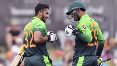 How To Watch Pakistan vs West Indies 4th T20I 2021, Live Streaming Online in India? Get Free Live Telecast of PAK vs WI Cricket Match on PTV Sports