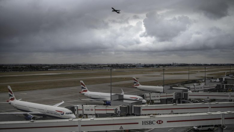 Climate Activists to Fly Toy Drones Around London's Heathrow Airport to Oppose Its Extension Plan and to Shut It Down
