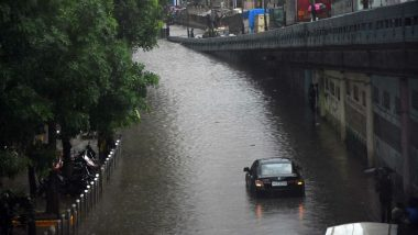 IMD Predicts Widespread Rainfall in Financial Capital and Adjoining Districts in Next 24 Hours
