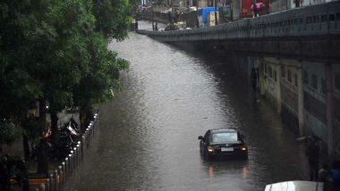Mumbai Police Warns Mumbaikars of Water Logging in Wadala, Hindmata, Chembur, Mankhurd & Other Locations Amid Heavy Rains Alert