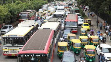 Motor Vehicles Act 2019: BS Yediyurappa Government in Karnataka Set to Slash Hefty Fines on Traffic Offenders