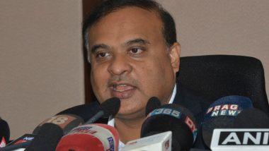 Himanta Biswa Sarma, Assam FM, Refuses to Cut Narendra Modi's Birthday Cake